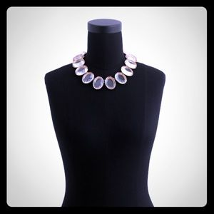 NWT JCrew oversized gemstone 💎 💎 Necklace